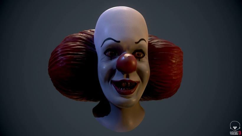 Busto - Pennywise 0