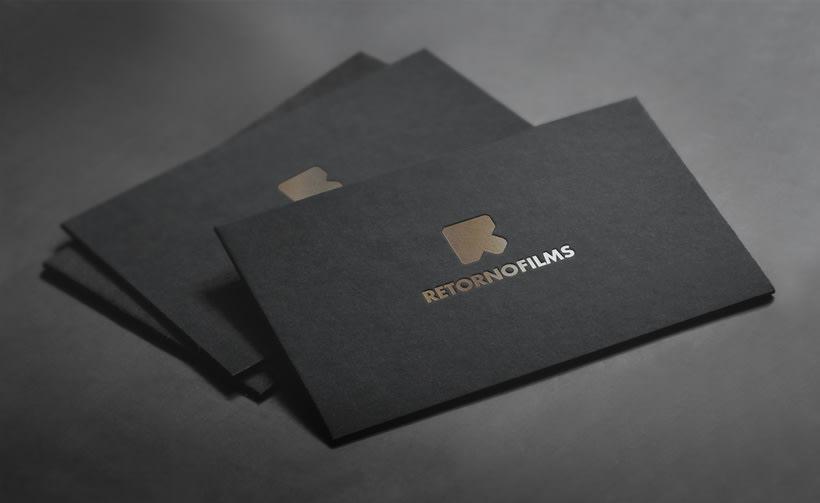 Brand Identity | Retorno Films -1