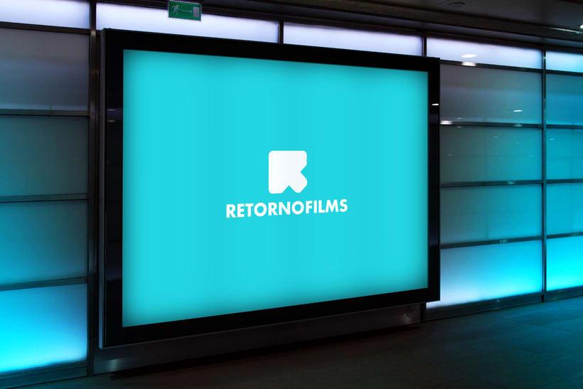 Brand Identity | Retorno Films 0