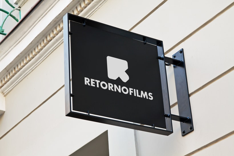 Brand Identity | Retorno Films 1