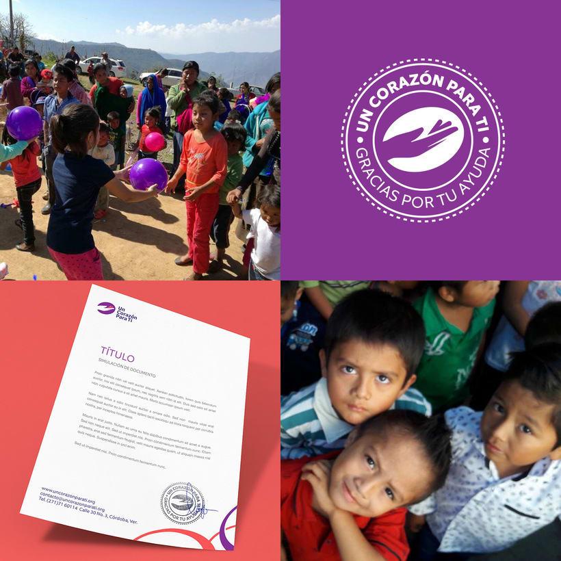 Organización de Caridad Diseño de logotipo 3