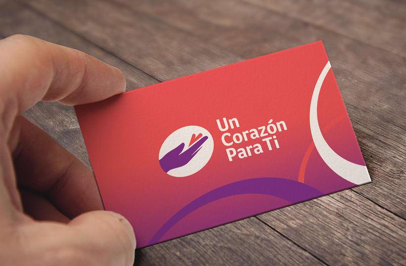 Organización de Caridad Diseño de logotipo 1