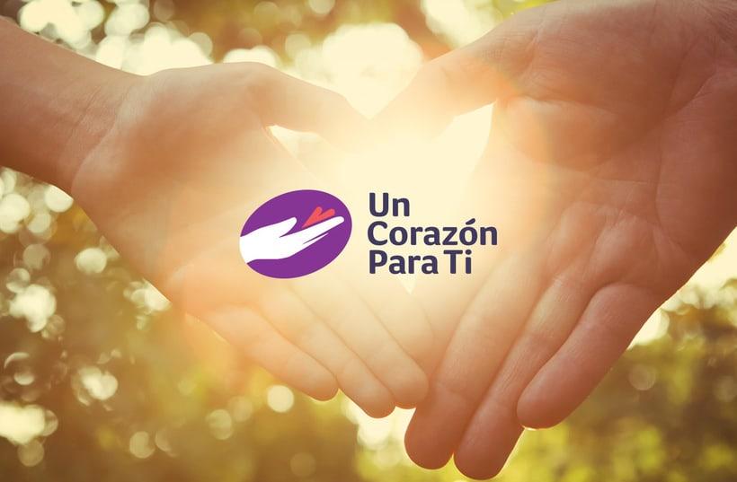 Organización de Caridad Diseño de logotipo 0