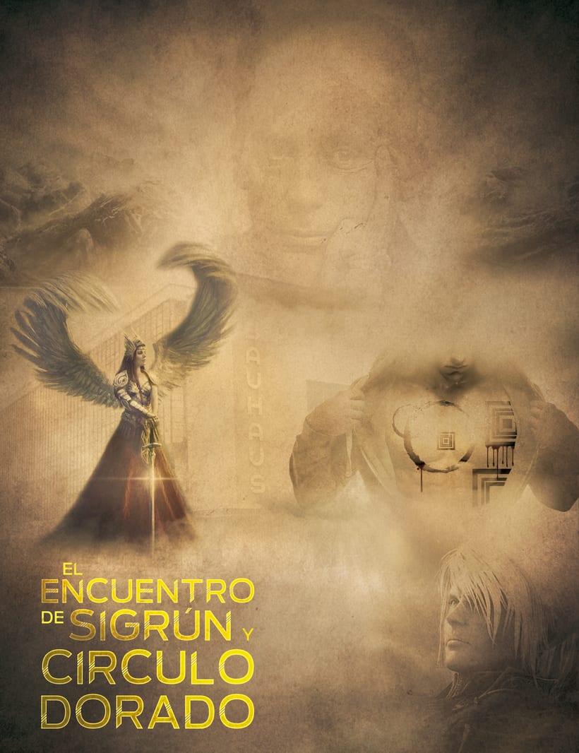 Sigrún y Circulo Dorado -1
