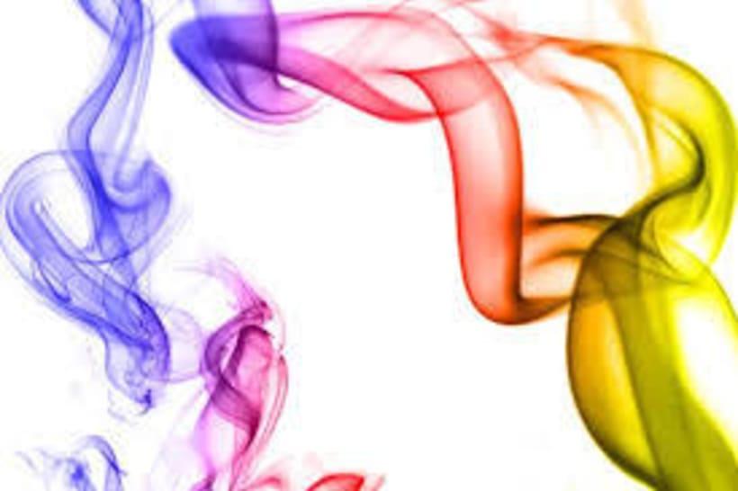 Pincel efecto humo que no deja hacer degradado de color 1