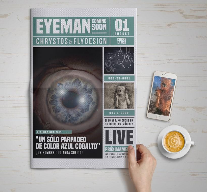 Eye Man 0