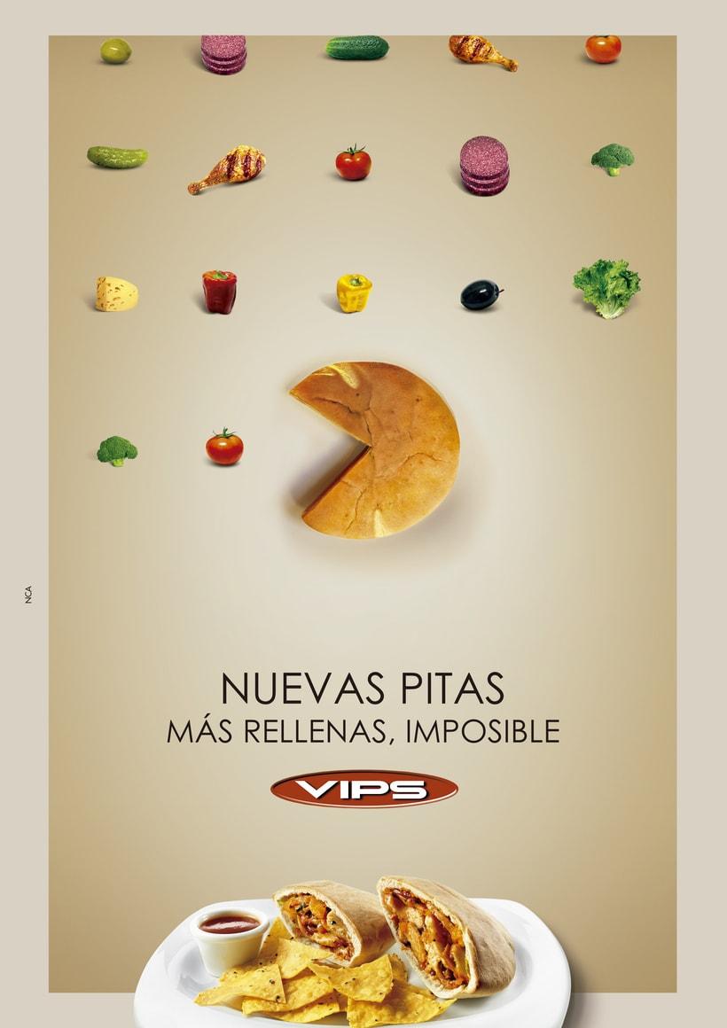 VIPS (Restaurantes - Tiendas) 5