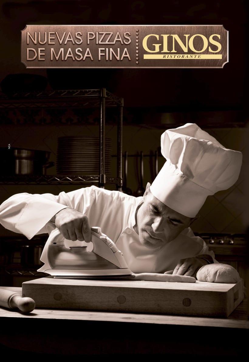 GINOS (Restaurantes italianos) 1