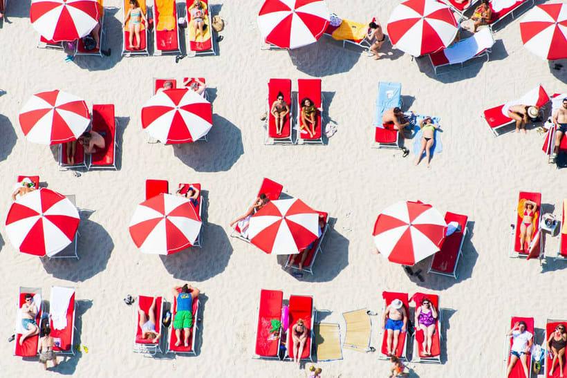 Fotografías que condensan el verano en una imagen 13