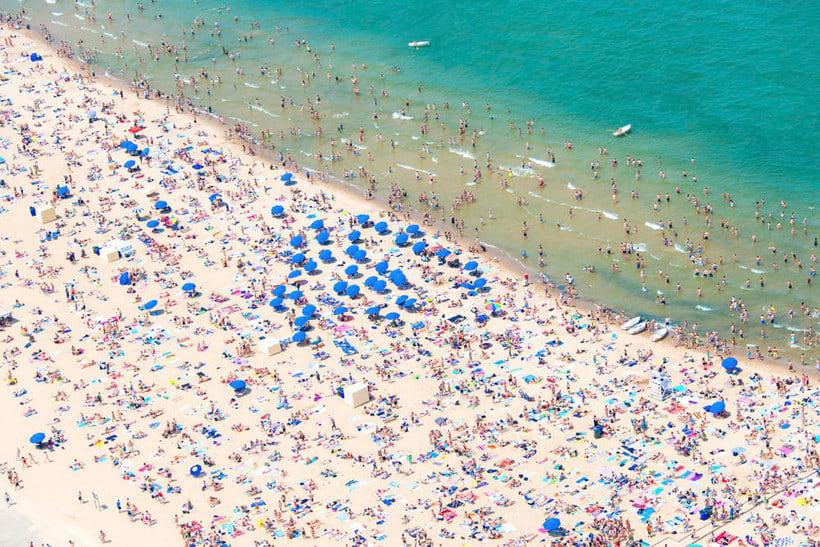 Fotografías que condensan el verano en una imagen 14