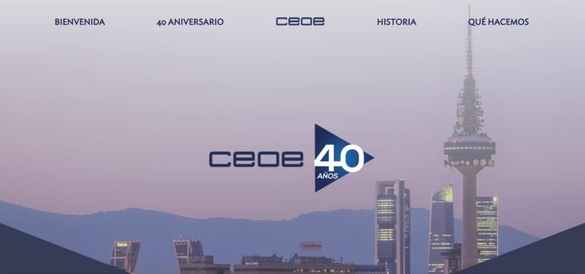 Landing page CEOE 40 Aniversario -1