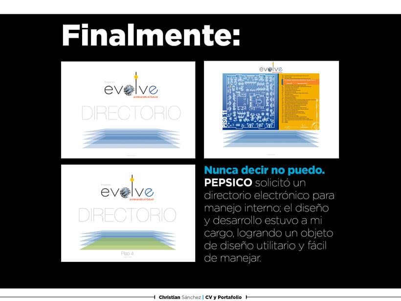 CV y Portafolio 13