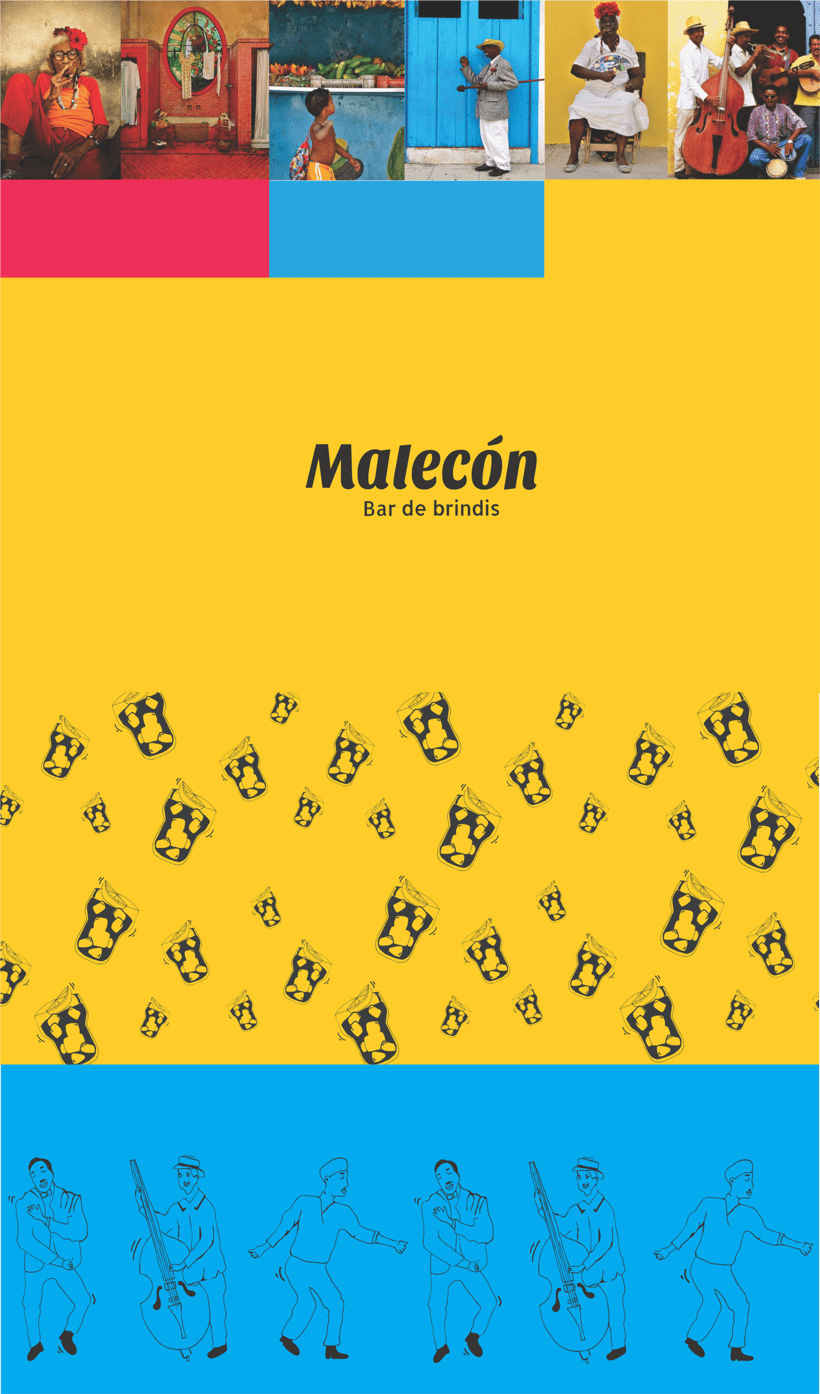 Proyecto de experimentación de técnica ilustración para creación de imagen de marca. -1