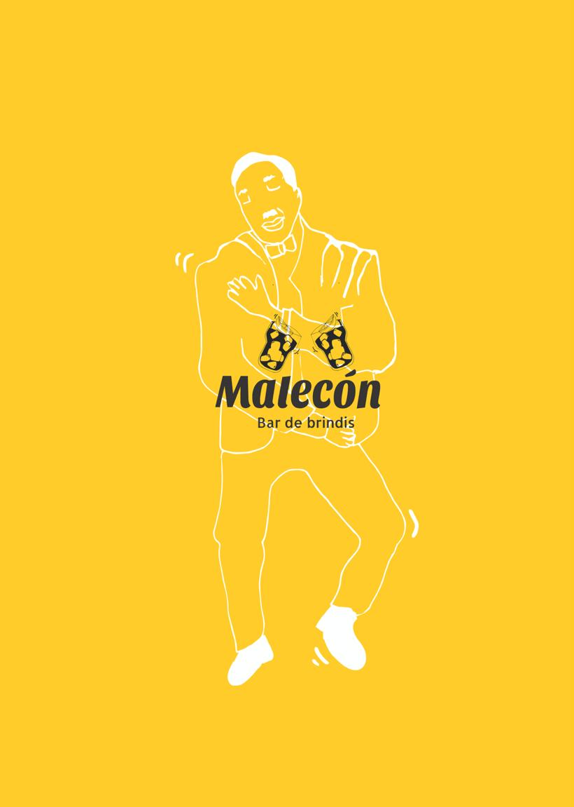 Proyecto de experimentación de técnica ilustración para creación de imagen de marca. 0