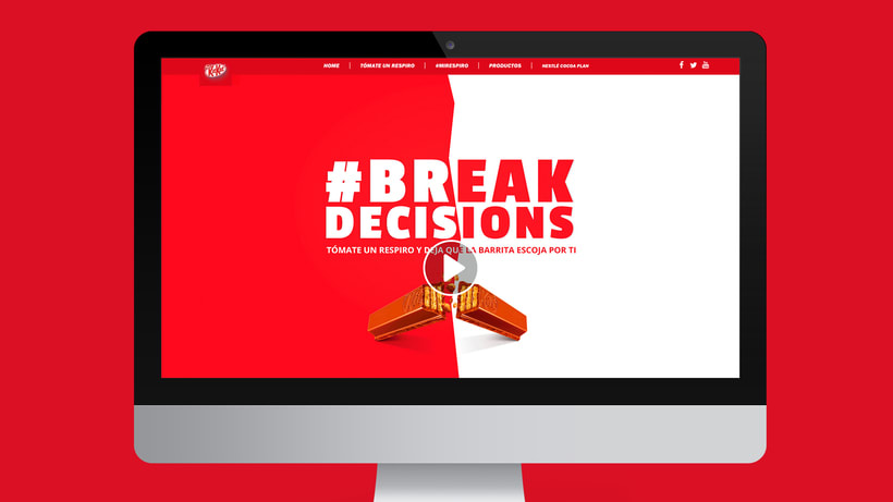 #BREAKDECISIONS.  3
