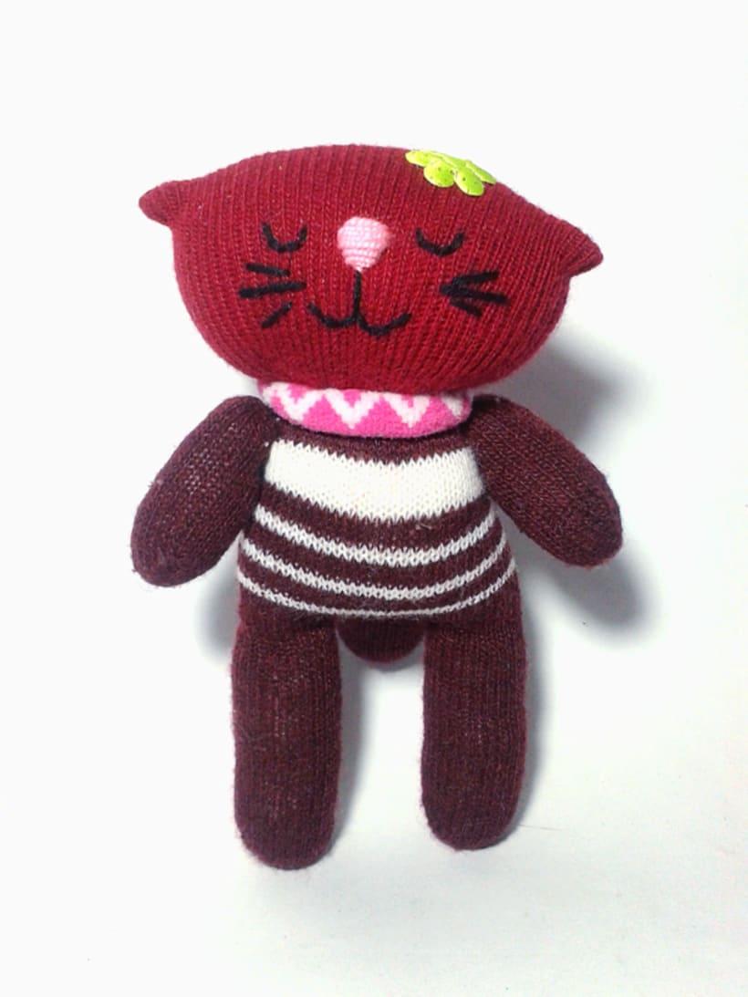 """Mi proyecto: """"Sock Toys"""" Muñecos de  guantes y medias. 0"""