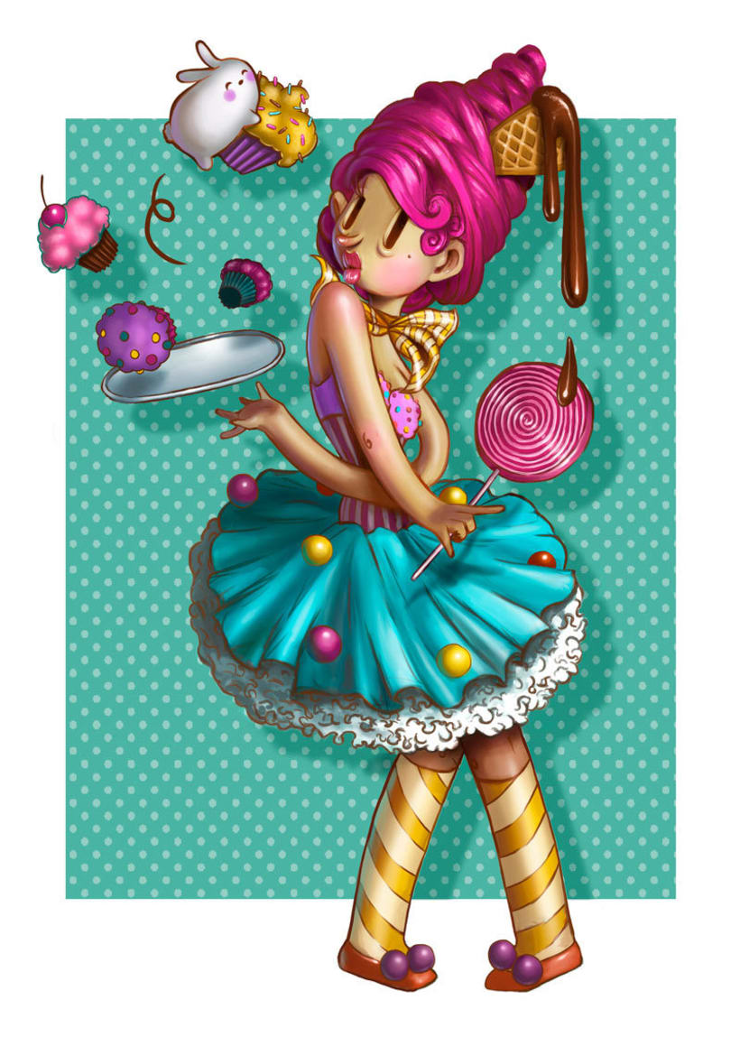 Candy Girl -1