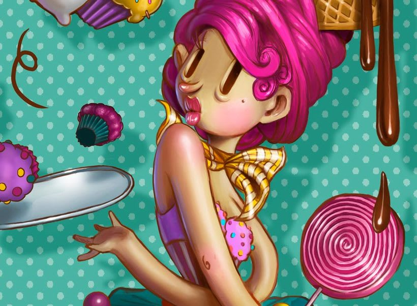 Candy Girl 0
