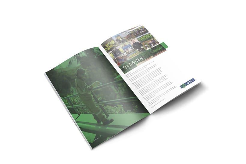 ALVAC. Revista corporativa 1
