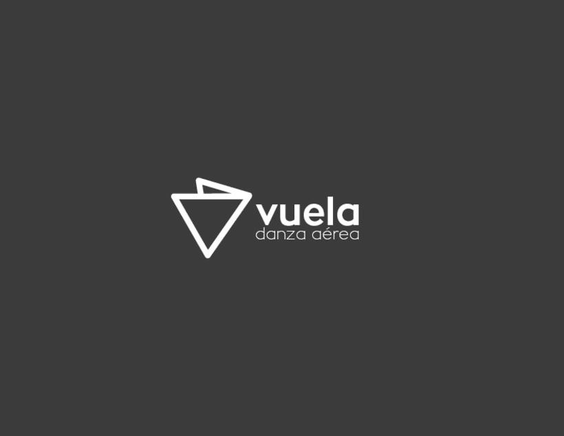 Logo | Vuela Danza Áerea 0