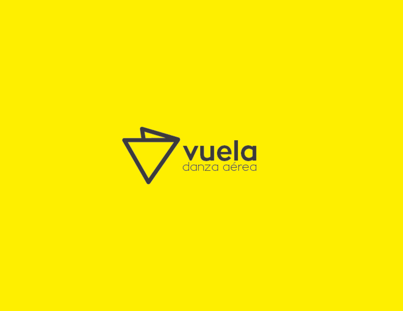 Logo | Vuela Danza Áerea 1