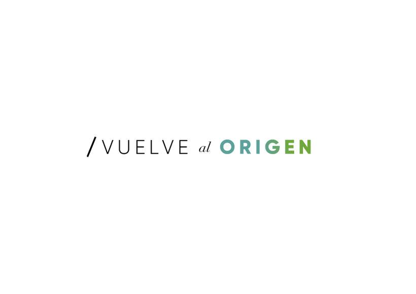 Brand Identity | Vuelve Al Origen 1