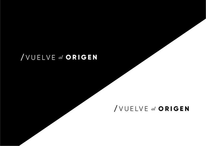Brand Identity | Vuelve Al Origen 2
