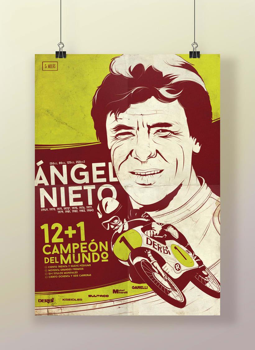Ángel Nieto 12+1 2