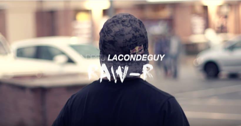 RAW-R | ANDREU LACONDEGUY 0