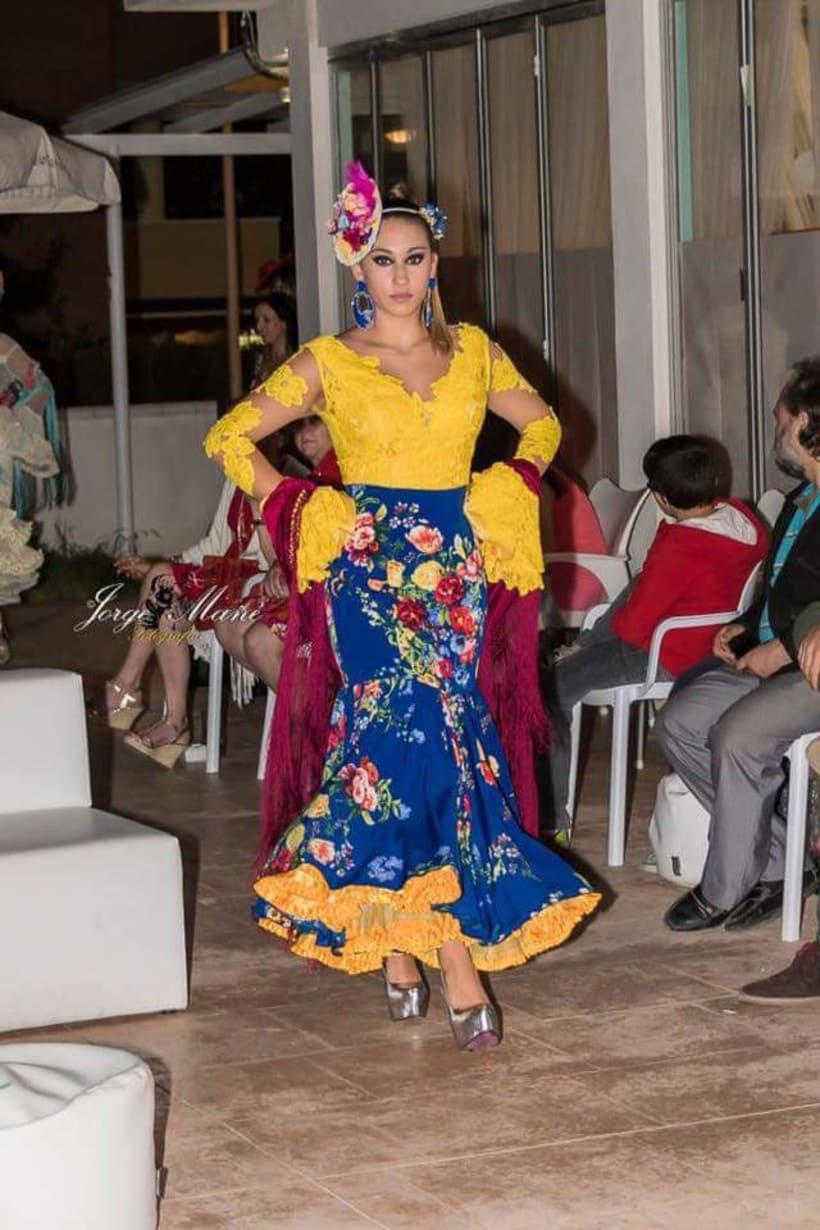 Colección SUEÑOS. Moda Flamenca para mujer. 0