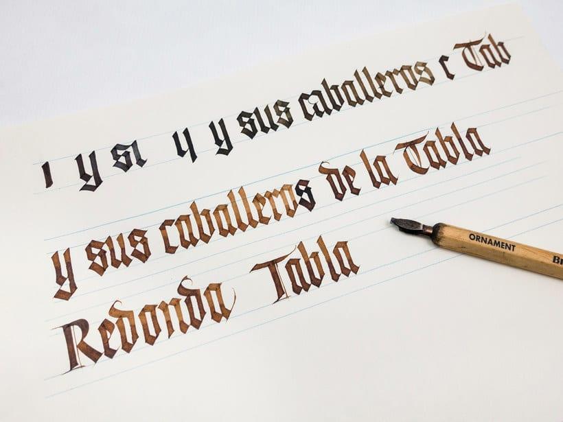 Austral Intrépida: un romance entre el lettering y la literatura 6