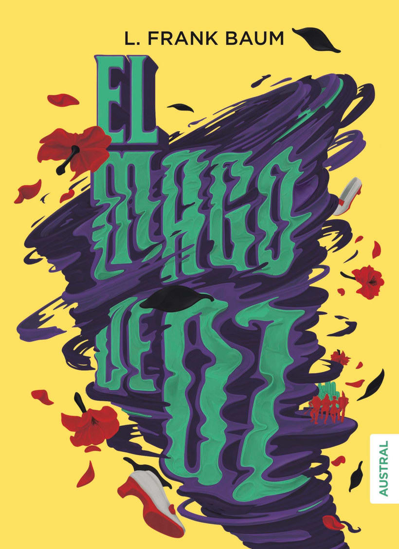 Austral Intrépida: un romance entre el lettering y la literatura 14