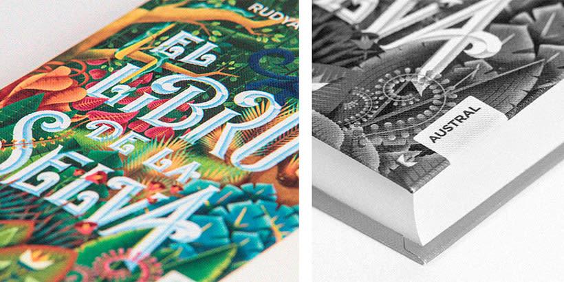Austral Intrépida: un romance entre el lettering y la literatura 20