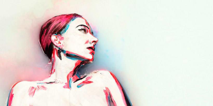 Alexa Meade y su trampantojo artístico 10