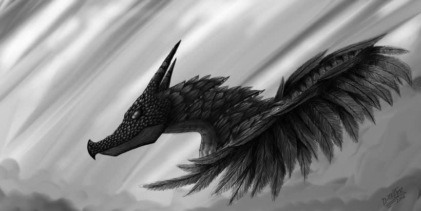 Dragon of  barú 0