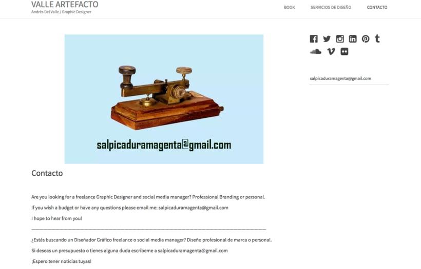 Book  Freelance  Graphic Designer 3