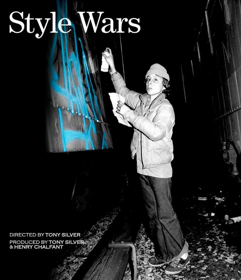10 películas imprescindibles sobre grafiti y arte urbano 2