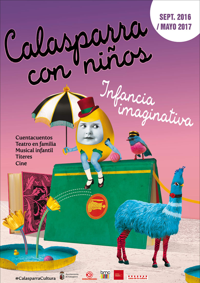 Ilustración infantil realizada para OÍ Edición. -1