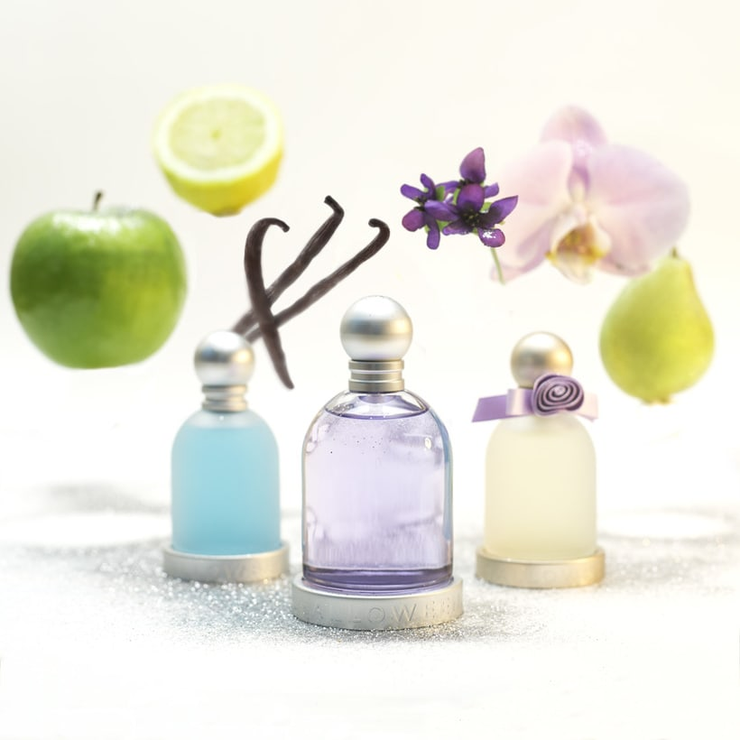 Ingredientes Halloween perfumes. -1