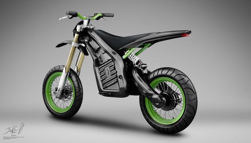 Project JUNIOR Electric Bike Carbon denseL 3