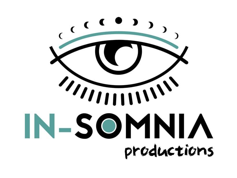 Diseño de logo para productora -1