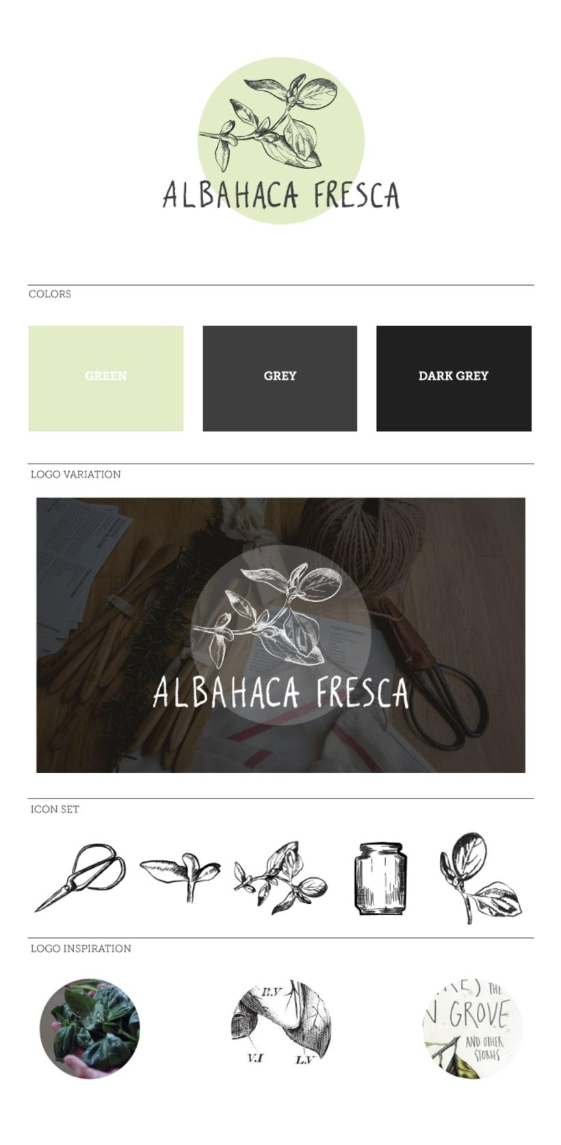 Albahaca Fresca -1