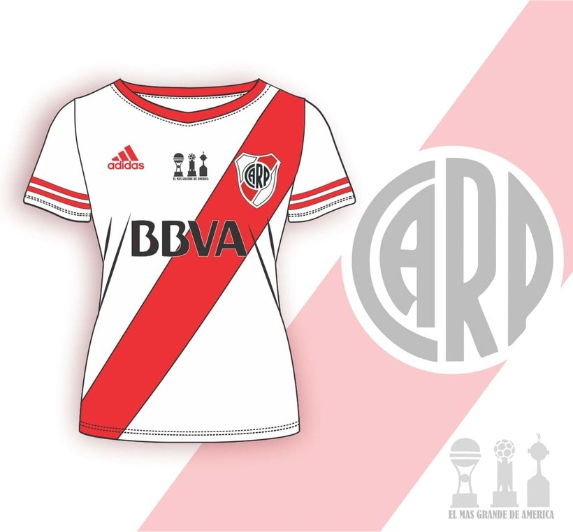Chomba clasica River Plate -1