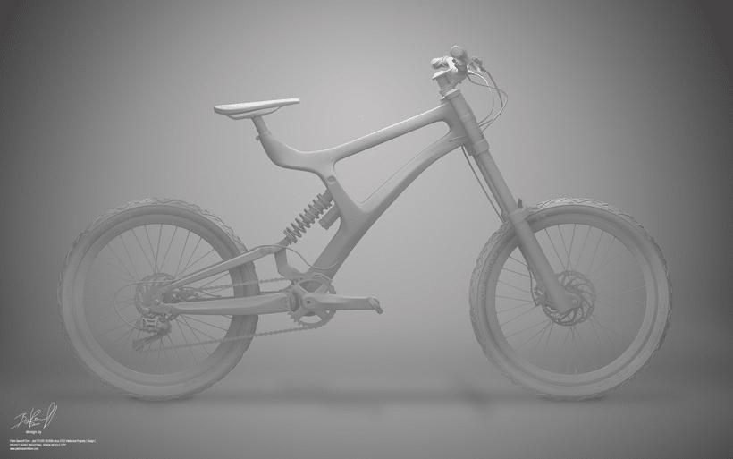 Branch Bike TyroX5 Prototype 10