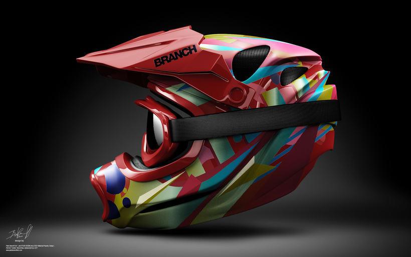 Branch Bike TyroX5 Prototype 6