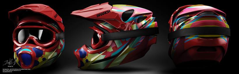 Branch Bike TyroX5 Prototype 5