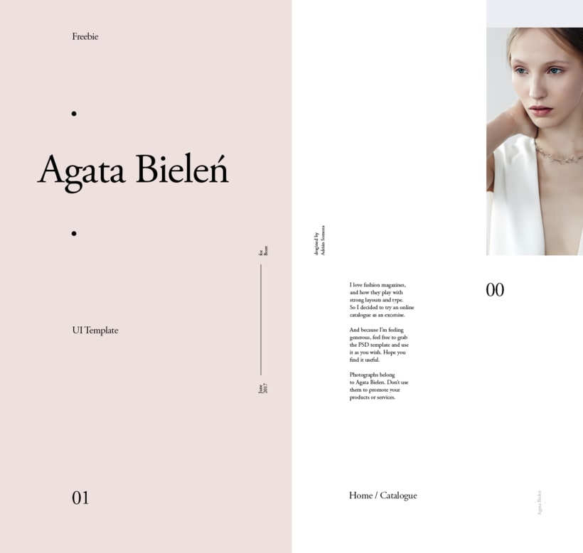 Agata Bielen (freebie) 1