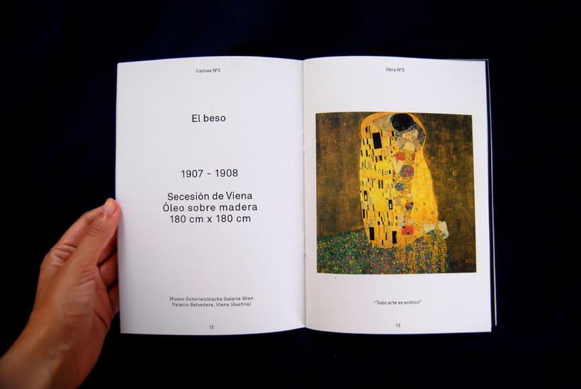 El Beso - Canvas Nº2 3