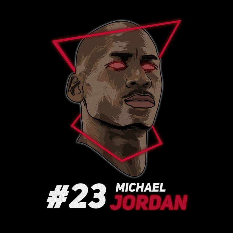 Ilustraciones NBA 3
