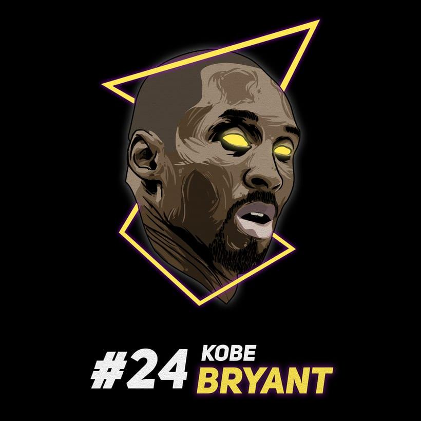 Ilustraciones NBA 4